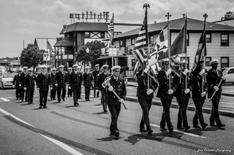 2015 MD State Fireman's Association Convention and Parade