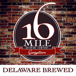16 Mile Brewery, Georgetown, DE