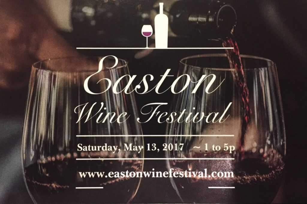EVFD Announces Easton Wine Festival